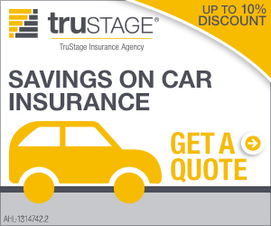Trustage - Savings on car insurance.  Get a quote.